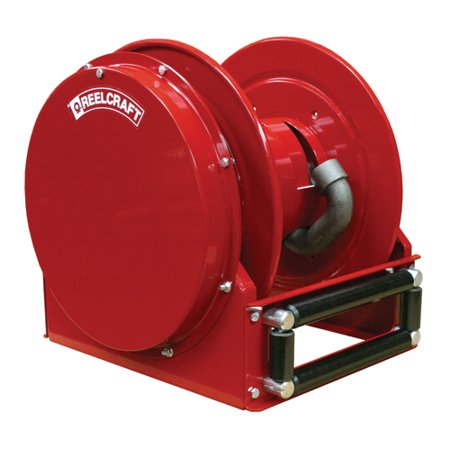 Reelcraft Sd13000 Olp 3 4  X 35 Ft Spring Retract Compact Air Water Reel No Hose