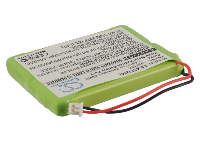 700mAh Battery Ascom Ascotel Office 135, Ascotel Office 135Pro, Detewe Aastra by