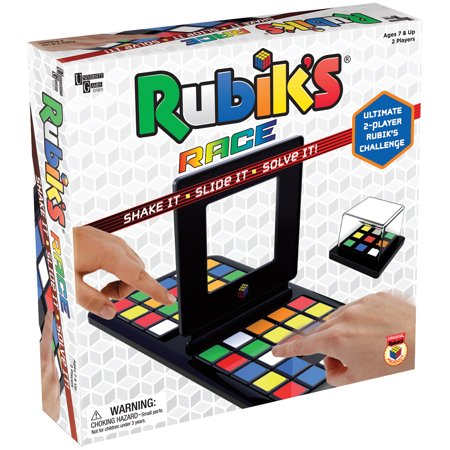 Halloween Relay Races Game (Rubik's Race Game)