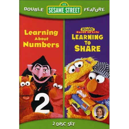 Learning to Share / Learning About Numbers (DVD)
