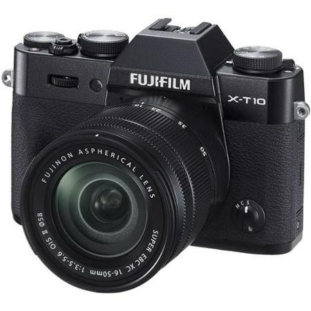 Fujifilm X-T10 Digital Camera & 16-50mm II XC Lens