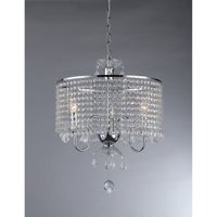 Roma Crystal Chandelier