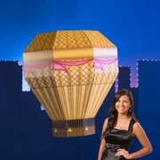 3 ft. 11 in. La Classique Paris Hot Air Balloon
