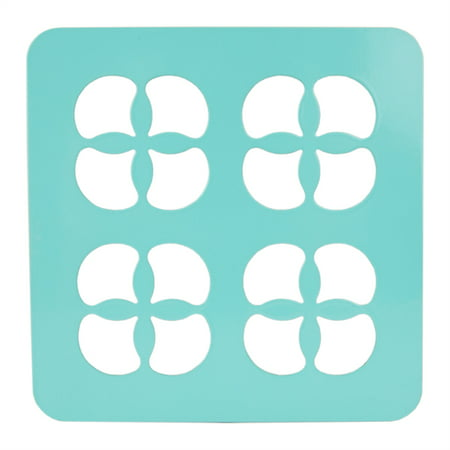 - Home Basics Trivet Trinity Collection Turquoise