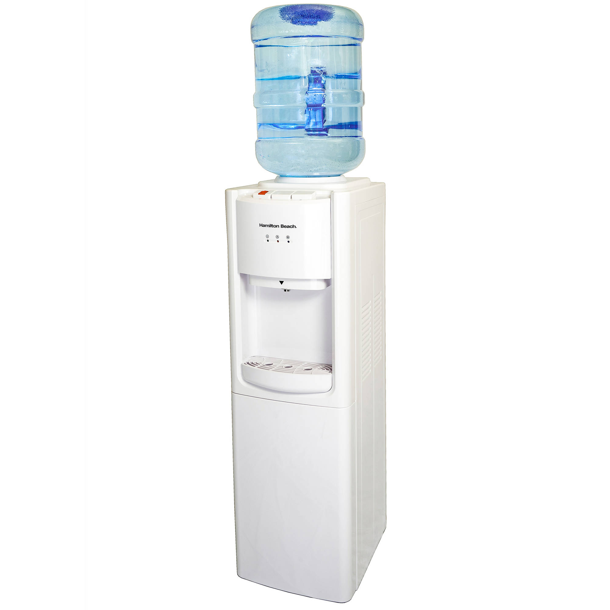 hamilton beach top loading hot and cold water dispenser