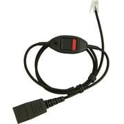Jabra QD Mute Cord for Link 850 8800-01-20