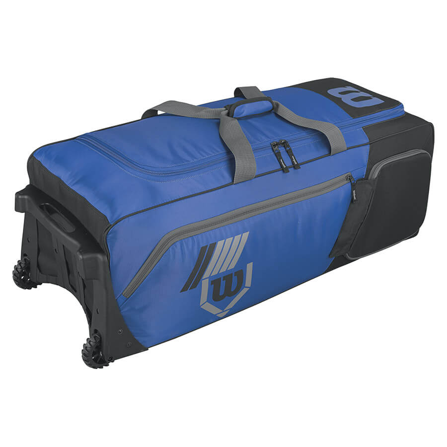 Wilson Pudge 2.0 Bag on Wheels by Wilson Sporting Goods