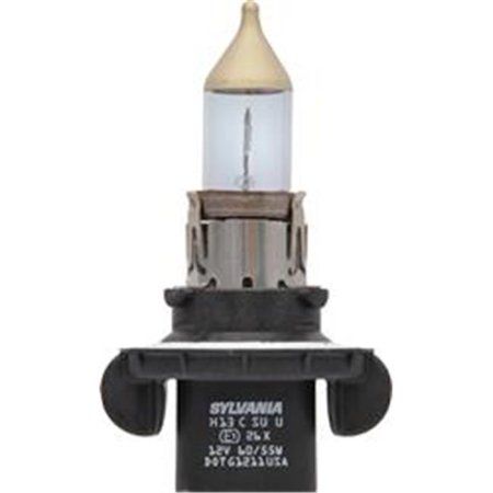 SYLVANIA H13SU Silver Star Ultra Head Light Bulb, White