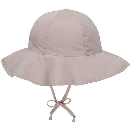 78eaec0f3 UPF 50 UV Protection Wide Brim Baby Sun Hat
