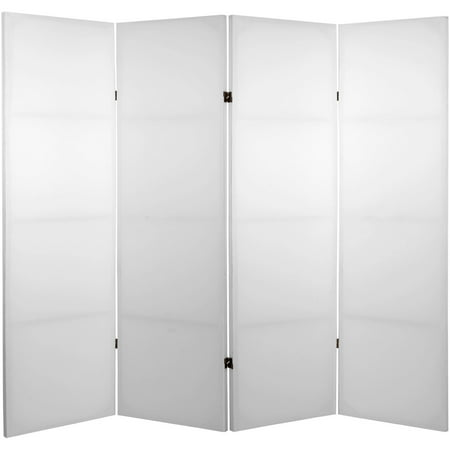 4' Tall Do It Yourself Canvas Room Divider ()