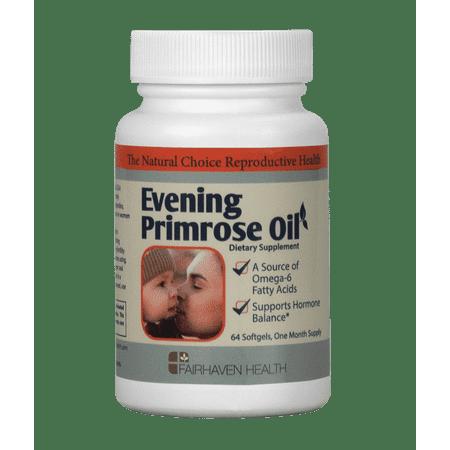 Evening Primrose Oil: a Fertility Supplement for Cervical