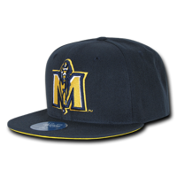 NCAA Murray State University Freshmen College Fitted Caps Hats 7 1/8 Navy