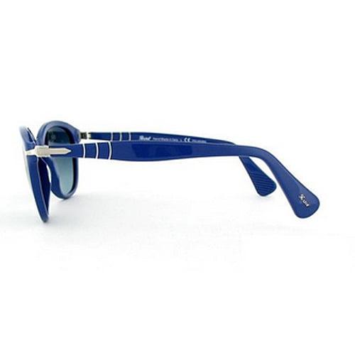 835935d921 Persol - PO3025S 53 962 S3 Sunglasses Capri Blue Frames Polarized Crystal  Lens - Walmart.com