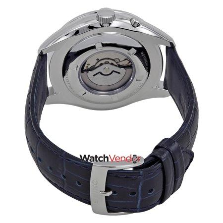 Seiko Kinetic Blue Dial Men's Watch SRN061P1
