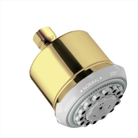 Clubmaster Showerhead in Polished (Clubmaster Dimensions)
