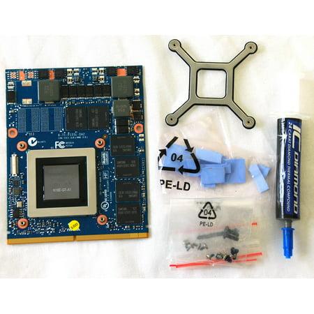 6GB Nvidia GeForce GTX 970M Upgrade Kit for Alienware M18