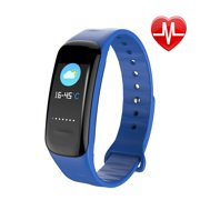 Best Step Counters - EEEKit Fitness Smart Watch Activity Tracker with Heart Review
