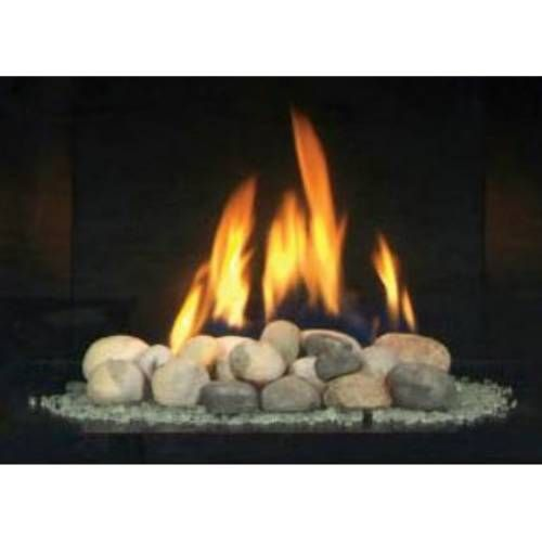 Majestic Contemporary Stone Kit with Burner for LP or NG
