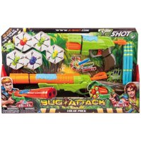 Xshot Zuru Bug Attack Combo