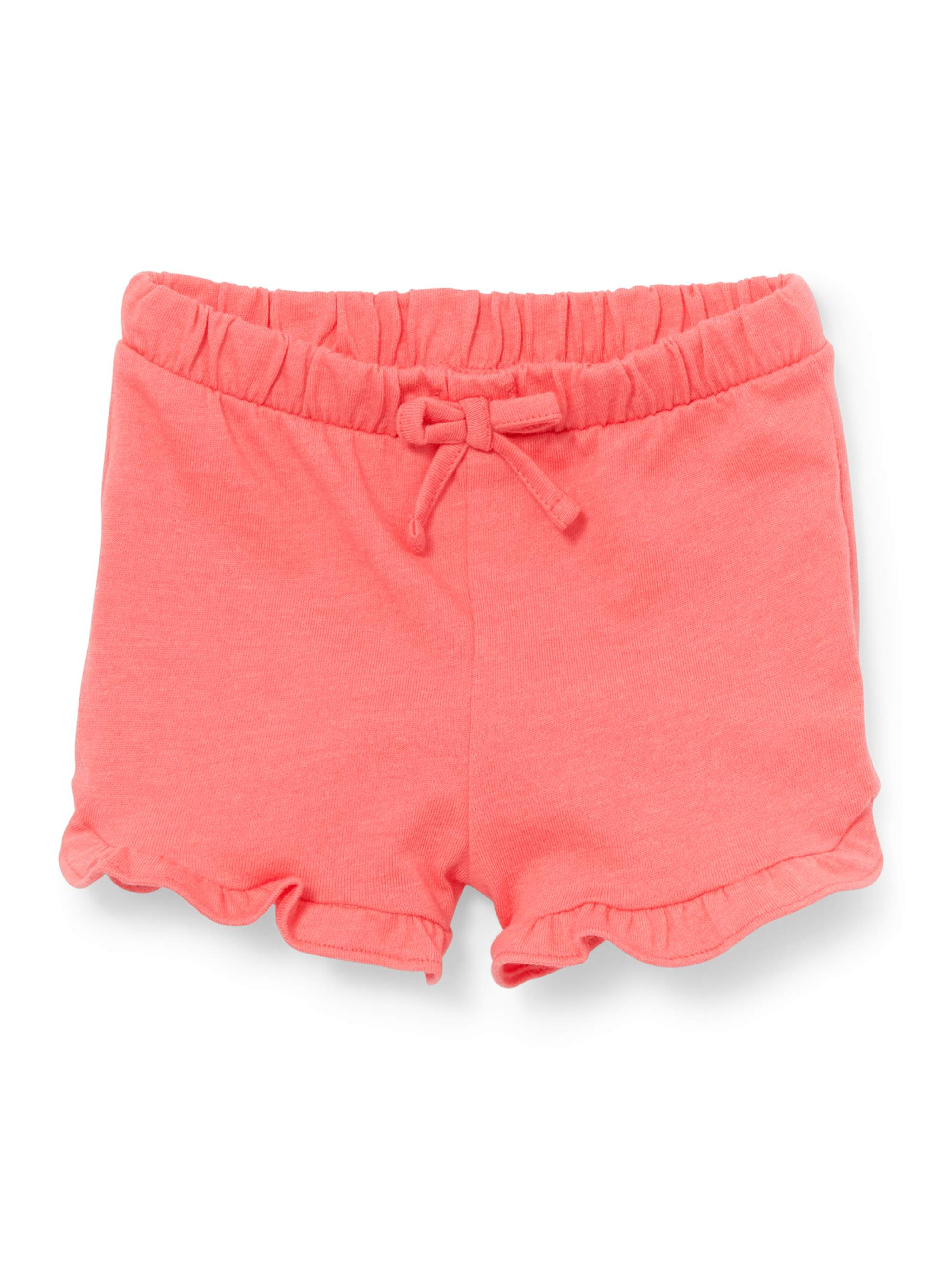 Children's Place Toddler Girls' Ruffle Trim Shorts