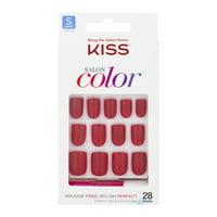 Kiss Salon Color Nails - New Girl