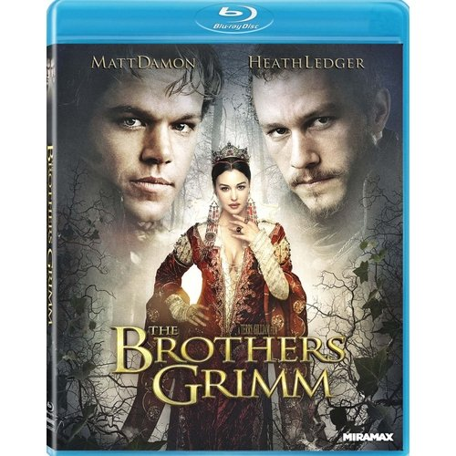 The Brothers Grimm (Blu-ray) (Widescreen)