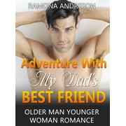 Adventure With My Dad's Best Friend - eBook