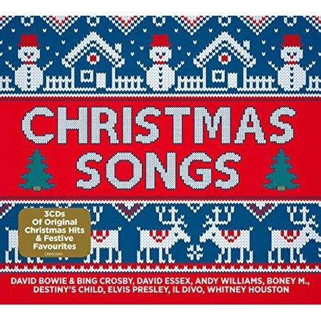 Christmas Songs / Various (CD) ()