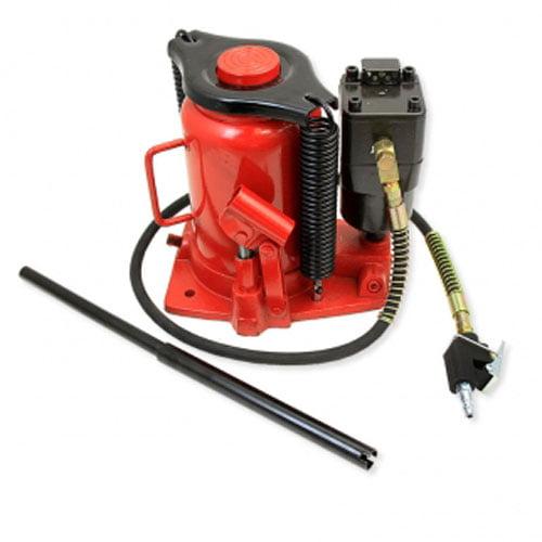 12 Ton Hydraulic Bottle Jack Car Repair Tools Manual Guide