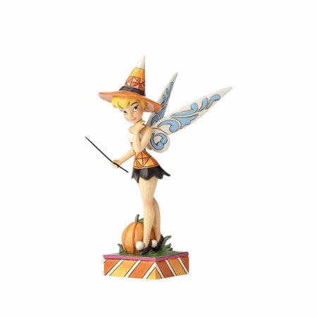 Jim Shore Disney Traditions Halloween Tinker Bell - Jim Shore Halloween Figurines
