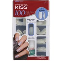 9d756f57516 Product Image KISS 100 Full Cover Nails - Active Square