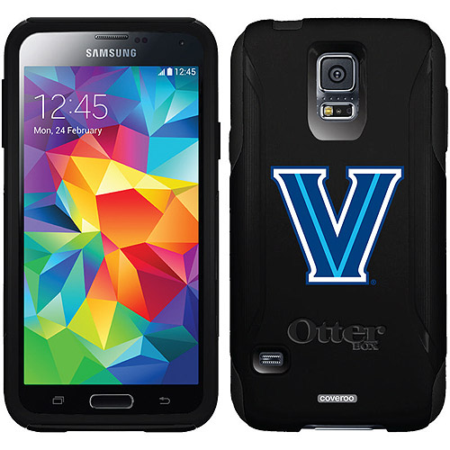 Villanova University V Design on OtterBox Commuter Series Case for Samsung Galaxy S5