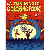 Magic Coloring Book (Dummy/Blank)