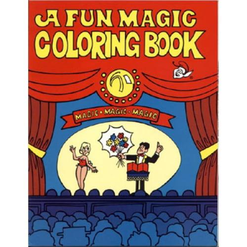 Magic Coloring Book Dummy Blank Walmart Com Walmart Com