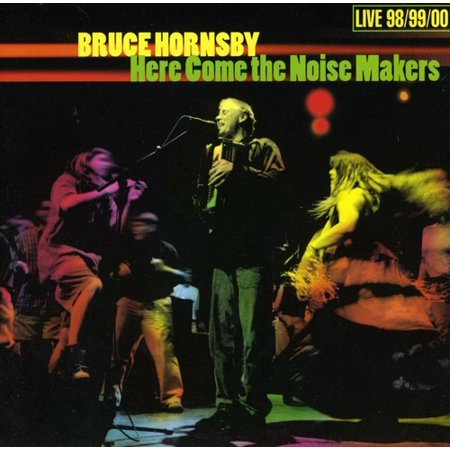 Here Come the Noise Makers (CD) - Remote Noise Maker
