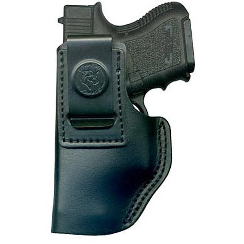 Desantis Insider Inside The Pant Holster fits Kahr 9/40, Taurus 709 Slim, Ruger LC9, S&W M&P Shield, Left Hand, Black