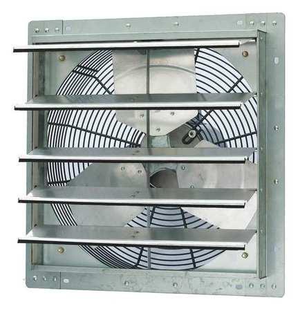 Exhaust Fan,18 In,115V,1/4hp,1725rpm DAYTON 1HLA5