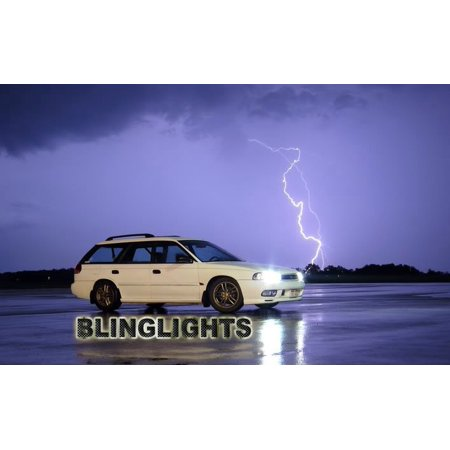 Subaru Legacy Bright White Upgrade Headlamp Headlight Light Bulbs Bd Bj Bk Be Bh Bl Bp Bm Br