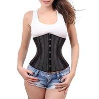 0236de7fdeb Product Image SAYFUT Fashion Women s Corset 24 Spiral Steel Boned Tummy  Control Underbust Corset Body Shaper For Weight