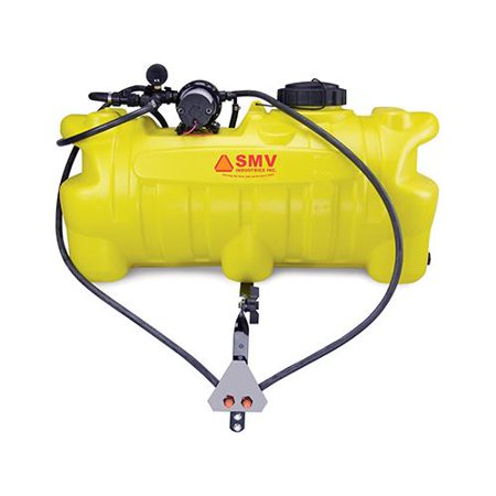 Smv Industries 25AY402HLB2G2X ATV Sprayer, 4-GPM, 2-Nozzle Boomless,