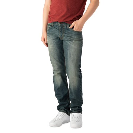 S31 Slim Straight Jeans (Little Boys & Big Boys)