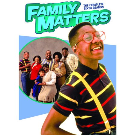 Family Matters: The Complete Sixth Season - Watch Family Matters Dog Day Halloween