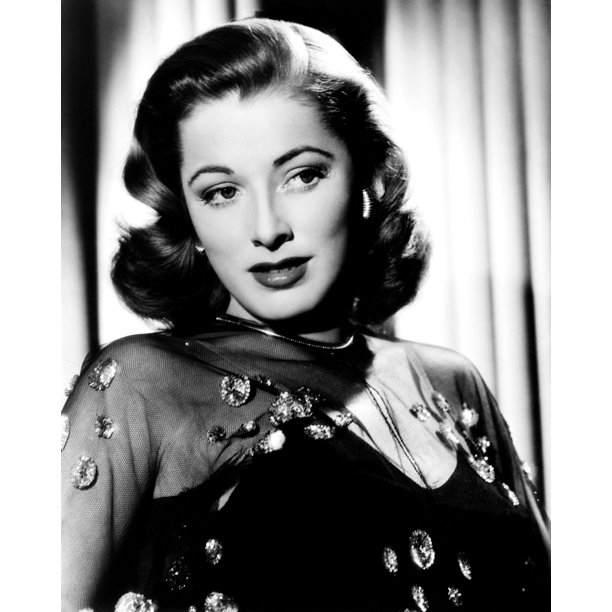 Eleanor Parker Stretched Canvas -  (8 x 10)