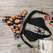 b2c467514a4de Comfortable Skin-friendly Women Bikini Swimwear Swimsuit Female Bathing  Beach Suit