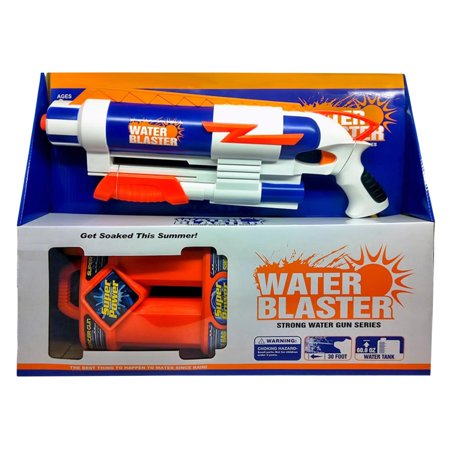 Happiness Express Backpack Water Blaster Water Gun (Backpack Water Gun)