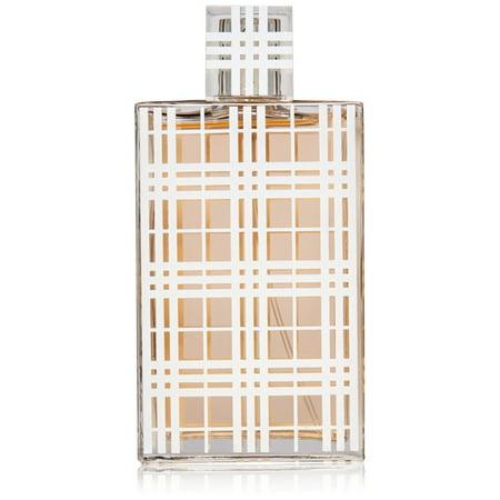 Burberry Brit Eau de Toilette, Perfume For Women, 3.3 Oz Cool Water Gel Perfume