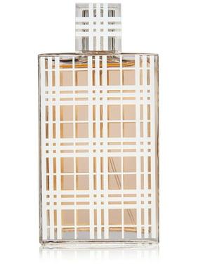 Burberry Brit Eau de Toilette, Perfume For Women, 3.3 Oz