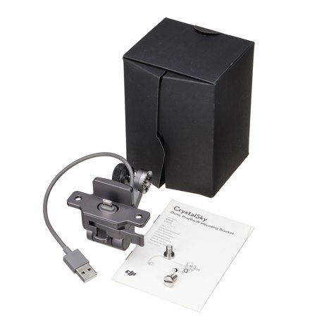 Display Monitor Screen Remote Controller Mounting Bracket For DJI CrystalSky ! - image 5 of 6