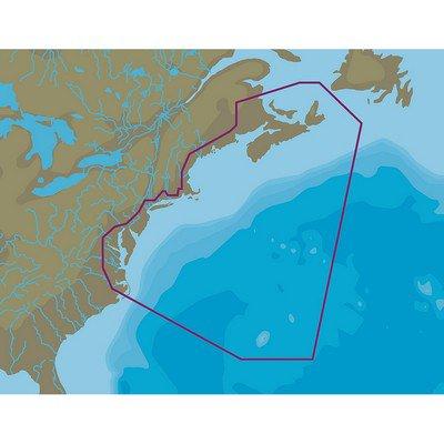 Bay Microsd - C-Map 4d Na-D062 Nova Scotia To Chesapeake Bay - Microsd/Sd