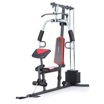Weider 2980 X Home Gym with 214 Lbs. of Resistance